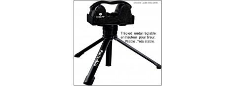 Support trépied carabine VANGUARD +sac de tir pour stand de tir ou chasse-Promotion -Ref 17081